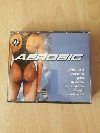 Płyta CD AEROBIC - zestaw 3 CD