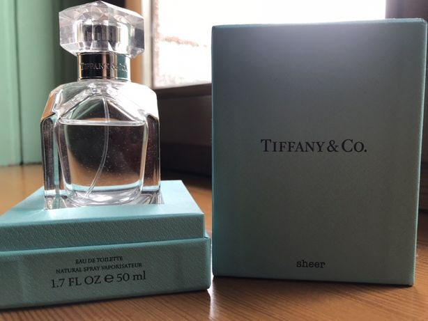 Духи Tiffany&Сo