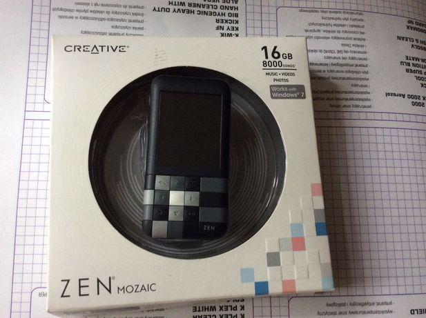 mp3 Creative ZEN Mozaic 16GB