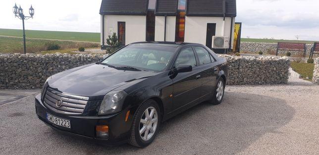Cadillac CTS I 2.6benz+gaz