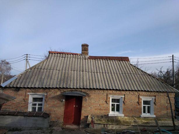 Продам дом в с. Бережинке