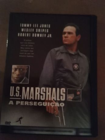 DVD US Marshall - edição coleccao