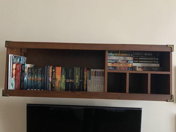 Półka wisząca na książki fregata