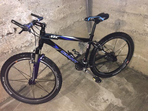 Карбоновый \ алюминиевый велосипед Giant XTC Carbon Shimano Deore XT