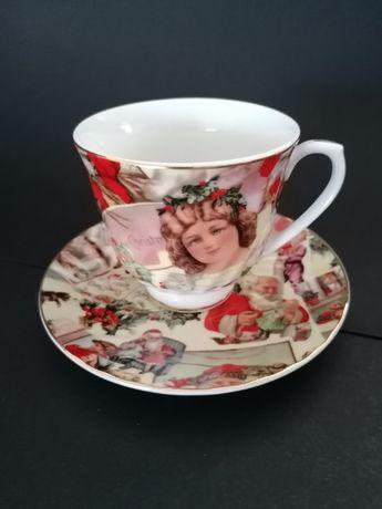 Chávena de Chá Porcelana D R, Dresden