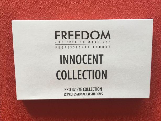 Paleta cieni Freedom Pro 32 Innocent, cienie do powiek