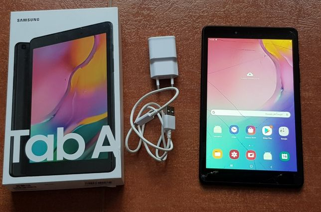 "Tablet 8"" Samsung Galaxy TAB A 8.0, SM-T290, 32/2 GB, Komplet"