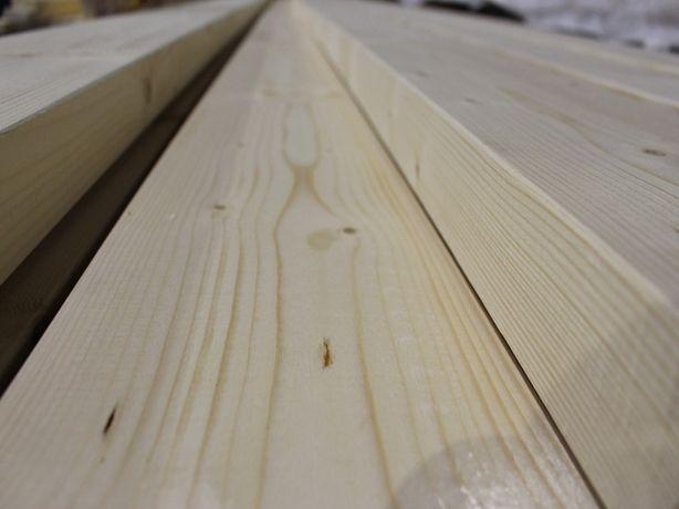 Drewno na wiatę garażową, o wym. 60x120mm strugane i suszone. Mikołów.