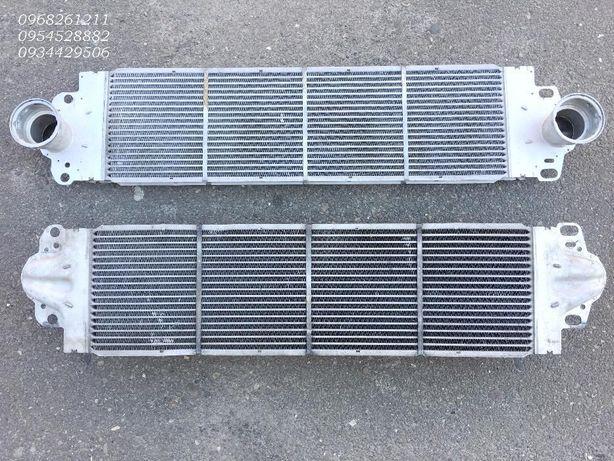 Радиатор интеркуллера VW T5 1.9, 2.5, 2.0 Фольксваген Т5 Т6 интеркулер