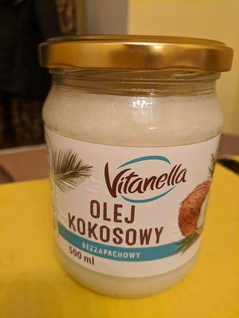 Масло кокосове 500 грам. Vitanella