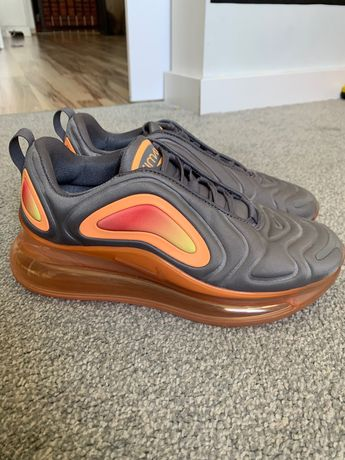 Sneakersy nike air max 720 grafit Orange roz. 39 (24,5)