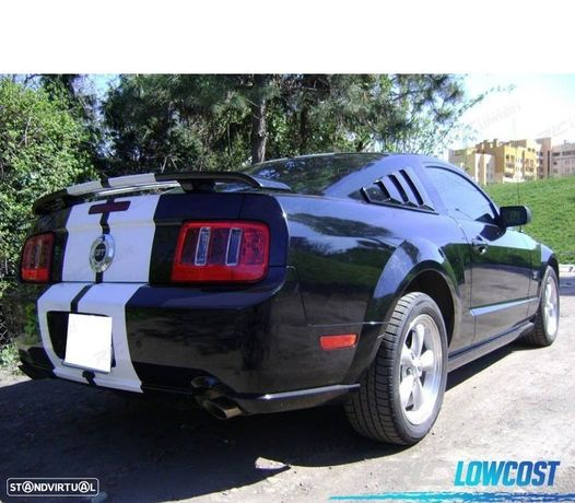 FORD MUSTANG COUPE FLAPS LATERAIS