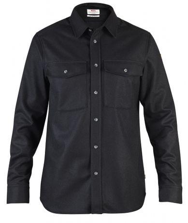 Fjallraven ovik re-wool shirt LS women