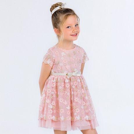 Платье нарядное Mayoral 3 года роки