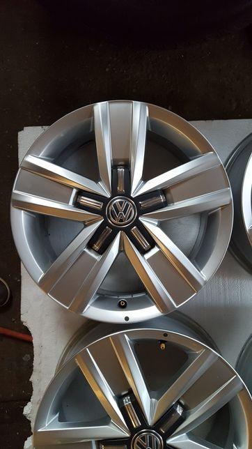 """17""""Komplet Nowych oryginalnych felg VW T5 T6 Wysyłka"""