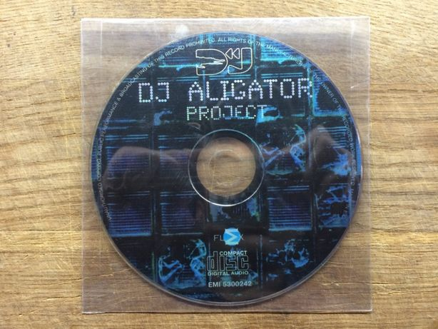 Музыкальный Диск | Dj Aligator Project: Payback Time