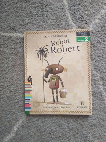 "Książka ""Robot Robert"""