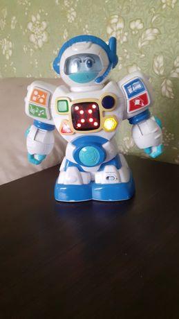 Робот Шунтик говорить, співає