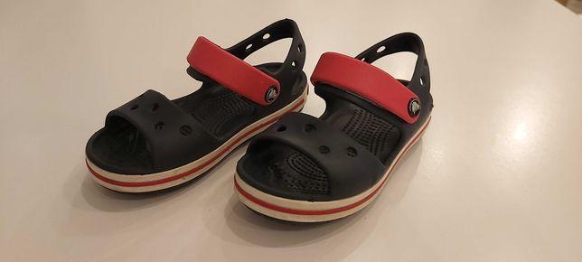 Sandałki Crocs rozmiar 27 (C10)