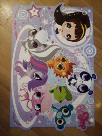 Puzzle Little PetShop 30 maxi