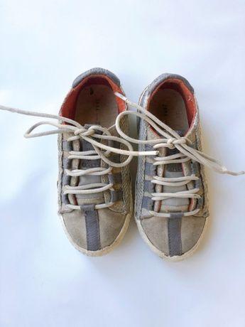 детские кеды Zara, кроссовки для мальчика Zara