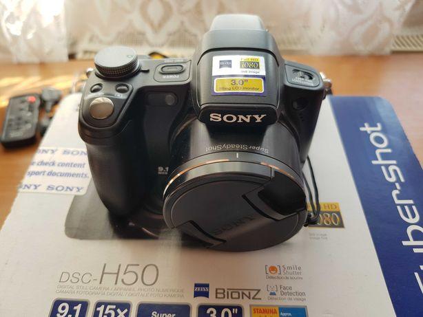 Aparat cyfrowy SONY DSC-H50