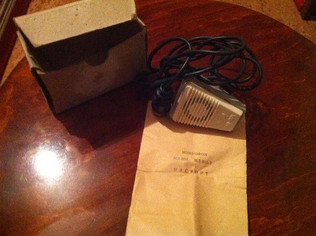 микрофон МД-201-Т новый