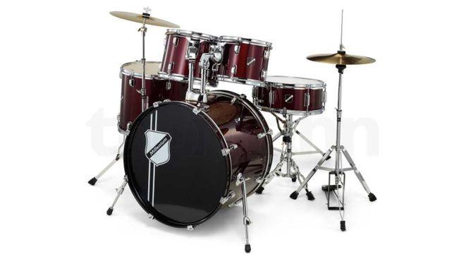 Okazja Perkusja akustyczna Millenium Focus 22 WYSYŁKA GRATIS