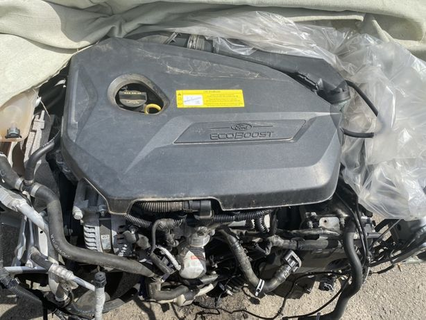 Ford escape двигатель мотор двигун 1.6 2.0  редуктор