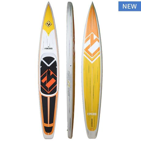 SUP Focus Hawaii Super Fast Pro Race CARBON Paddle Board 2021