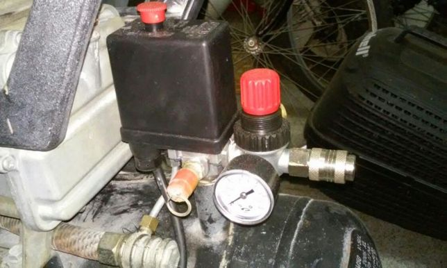 Reparação de compressores