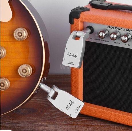 Transmissor e Recetor de Instrumentos Eletrónicos