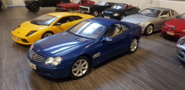 Mercedes benz sl 500 1.18