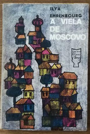 a viela de moscovo, ilya ehrenbourg, livro de bolso