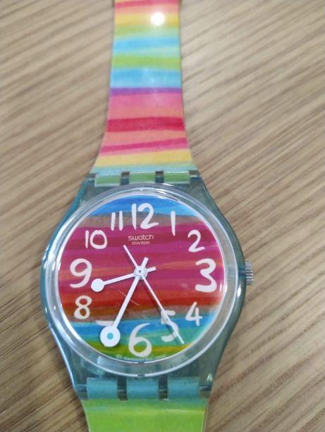 Relógio Swatch Color The Sky