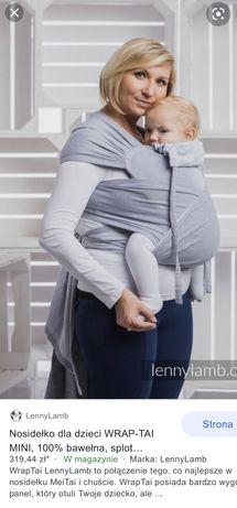 Nosidlo hybrydowe Wrap-Tai