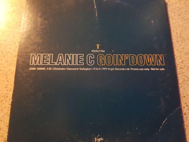 CD singiel Melanie C Goin' Down 1999 Virgin