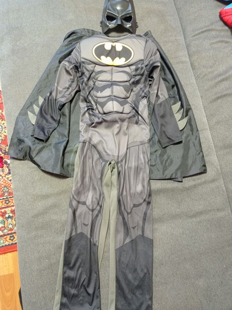 Карнавальный костюм бетмен Бэтмен 7-8 лет