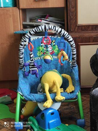 Leżaki niemowlece