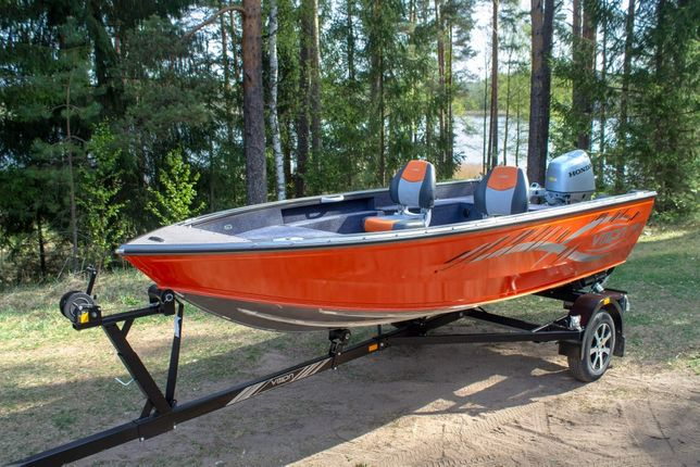 Łódź aluminiowa ViZiON 440RS