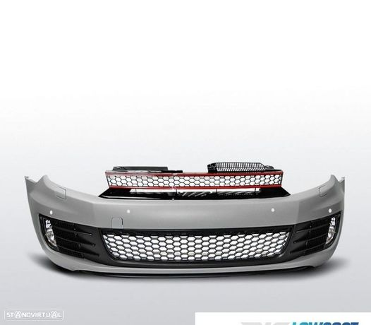 PARA-CHOQUES FRONTAL VW GOLF 6 08-- LOOK GTI
