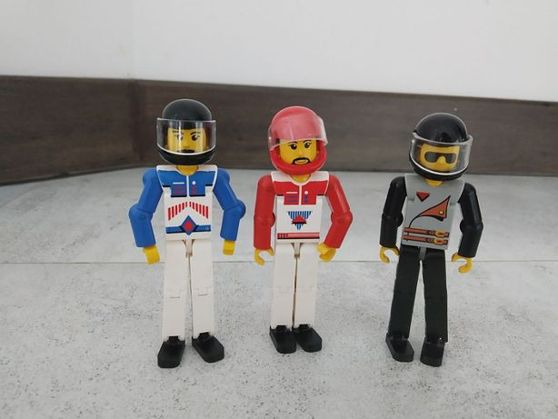 Lego 8714 The LEGO TECHNIC Team Figurki Technik