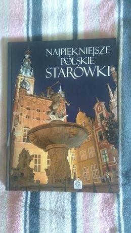 Album Najpiękniejsze polskie starówki