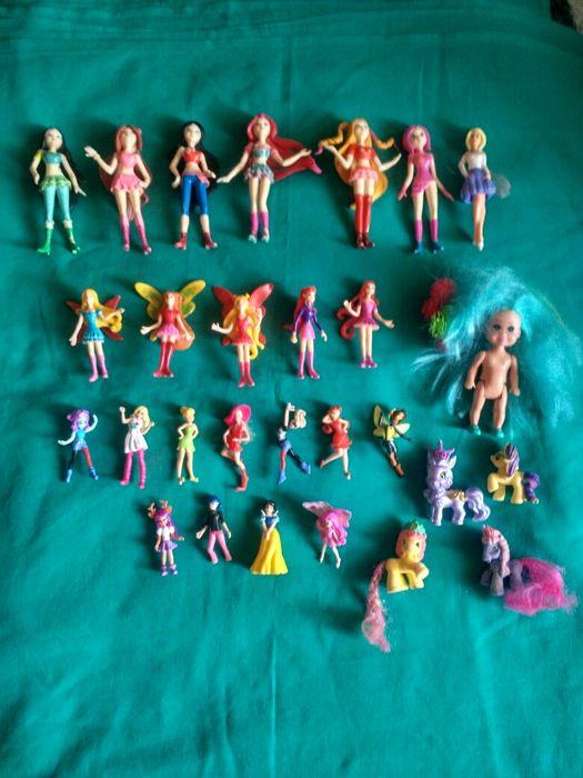 Куклы одним лотом 30шт Житомир - изображение 1