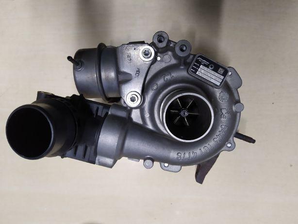 Turbina turbosprężarka Vivaro Trafic Vito 1,6CDi