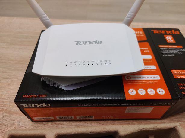 Wi-fi роутер Tenda