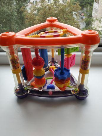 Развивающая игрушка Infantino Треугольник для активностей