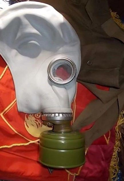 протигаз ГП5 - радянський