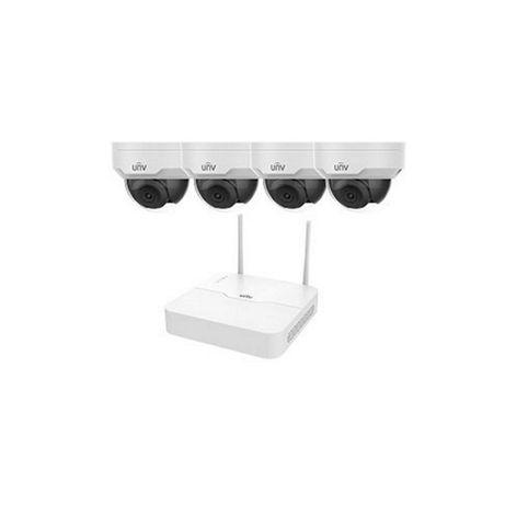 Ip uniview kit /NVR301-04LB-W/4*322SR3-VSF28W-D