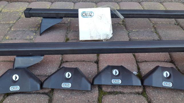 Rylingi dachowe bagaznik Honda CRV 3 generacji Cruz